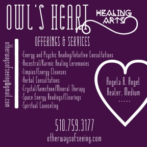 Healing Services & Spiritual Consultation | other ways of seeing