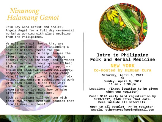 Intro to PI Folk and Herbal Medicine New York April update(1)